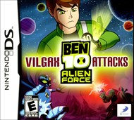 Rent Ben 10 Alien Force Vilgax Attacks for DS