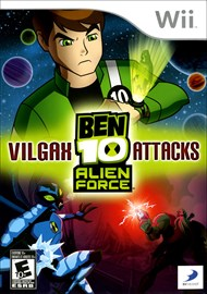 Rent Ben 10 Alien Force Vilgax Attacks for Wii