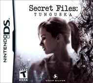 Rent Secret Files: Tunguska for DS