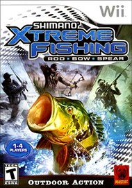 Rent Shimano Xtreme Fishing for Wii