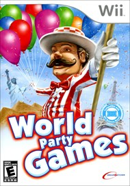 Rent World Party Games for Wii