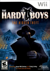 Rent Hardy Boys: The Hidden Theft for Wii