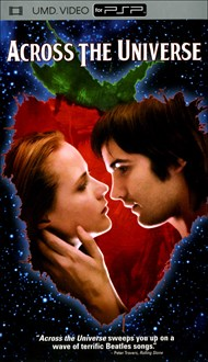 Rent Across the Universe for PSP Movies