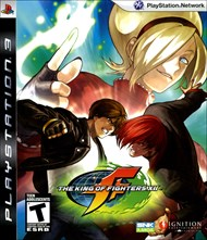 Rent King of Fighters XII for PS3