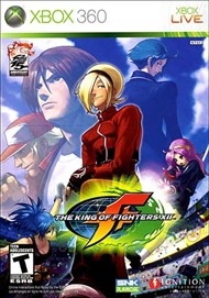 Rent King of Fighters XII for Xbox 360
