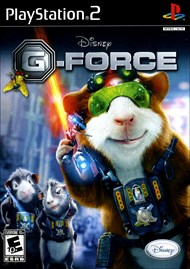 Rent G-Force for PS2