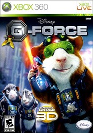 Rent G-Force for Xbox 360