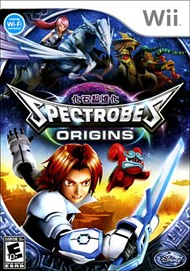 Rent Spectrobes: Origins for Wii