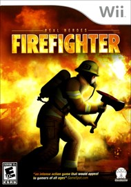 Rent Real Heroes: Firefighter for Wii