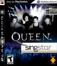 Rent SingStar Queen for PS3