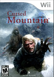Rent Cursed Mountain for Wii