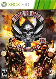 Rent Ride to Hell: Retribution for Xbox 360