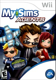 Rent MySims Agents for Wii