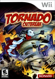 Rent Tornado Outbreak for Wii