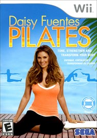Rent Daisy Fuentes Pilates for Wii