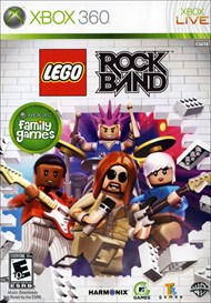 Rent LEGO: Rock Band for Xbox 360