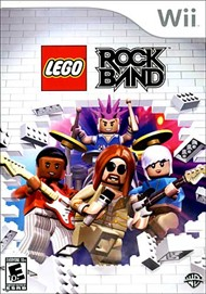 Rent LEGO: Rock Band for Wii