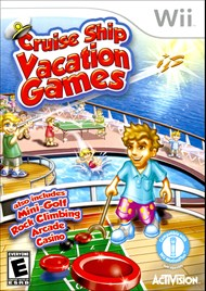Rent Cruise Ship Vacation Games for Wii