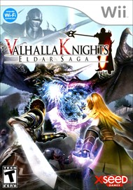 Rent Valhalla Knights: Eldar Saga for Wii