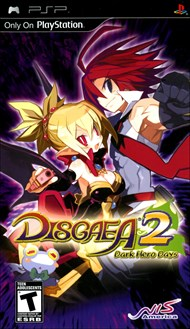 Rent Disgaea 2: Dark Hero Days for PSP Games