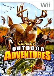 Rent Cabela's Outdoor Adventures 2010 for Wii