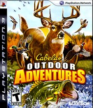 Rent Cabela's Outdoor Adventures 2010 for PS3