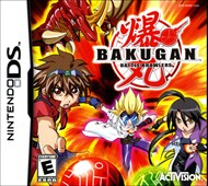Rent Bakugan for DS