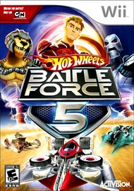 Buy Hot Wheels: Battle Force 5 for Wii