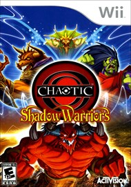 Rent Chaotic: Shadow Warriors for Wii