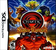 Rent Chaotic: Shadow Warriors for DS