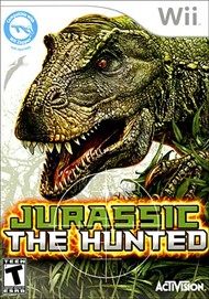 Rent Jurassic: The Hunted for Wii