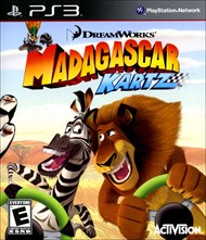 Rent Madagascar Kartz for PS3