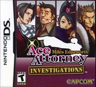 Buy Ace Attorney Investigations: Miles Edgeworth for DS