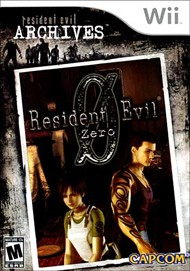 Rent Resident Evil Archives: Resident Evil 0 for Wii