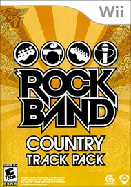 Rent Rock Band Country Track Pack for Wii