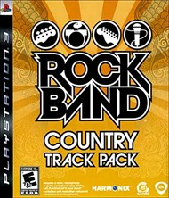 Rent Rock Band Country Track Pack for PS3