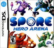 Rent Spore Hero Arena for DS