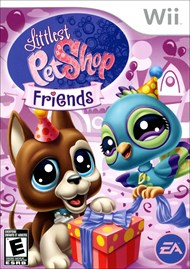 Rent Littlest Pet Shop: Friends for Wii
