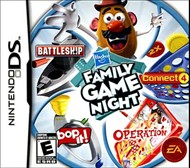 Rent Hasbro Family Game Night for DS