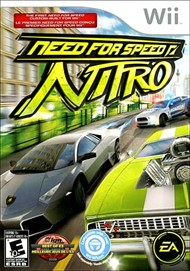 Rent Need for Speed: Nitro for Wii