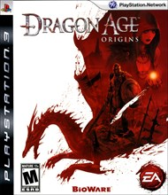 Rent Dragon Age: Origins for PS3