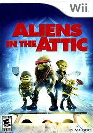 Rent Aliens in the Attic for Wii