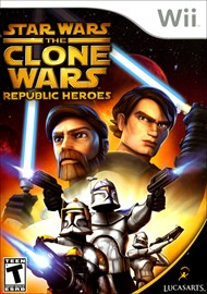 Rent Star Wars The Clone Wars: Republic Heroes for Wii