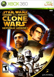 Rent Star Wars The Clone Wars: Republic Heroes for Xbox 360