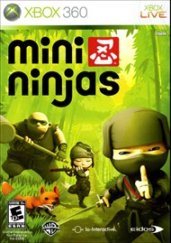 Rent Mini Ninjas for Xbox 360