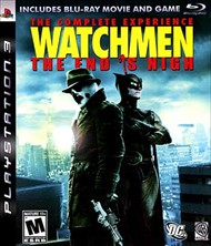 Rent Watchmen: The End is Nigh The Complete Experience for PS3
