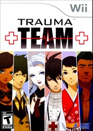 Rent Trauma Team for Wii
