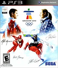Rent Vancouver 2010 - The Official Game of the Olympic Winter Games for PS3