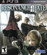 Rent Resonance of Fate for PS3
