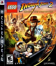 Rent LEGO Indiana Jones 2: The Adventure Continues for PS3